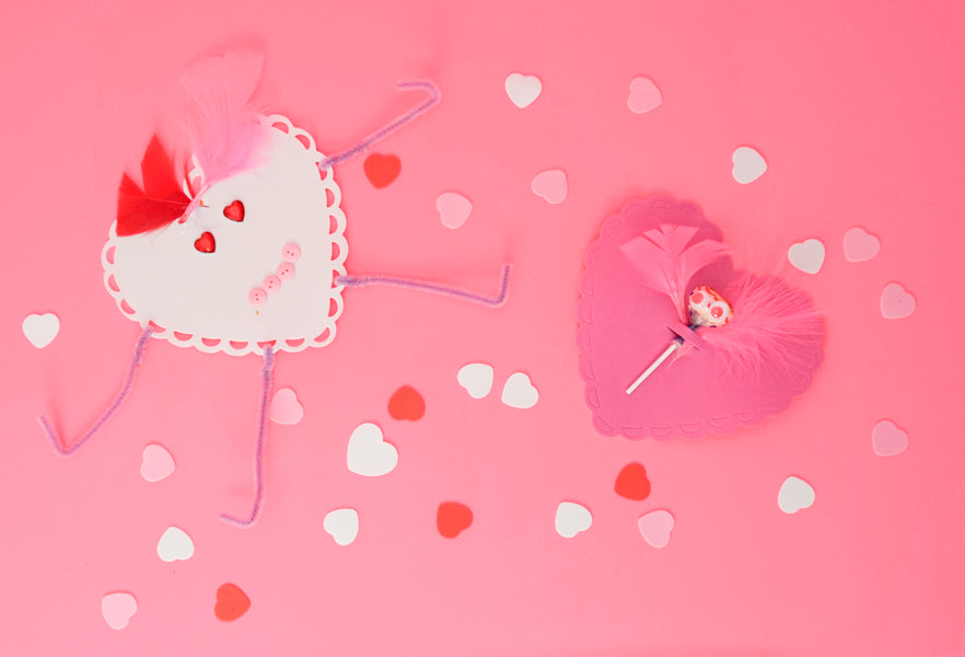 5 Kids Valentines Activities and Crafts for Kids