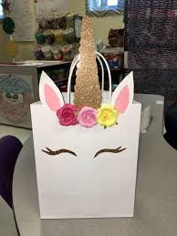 Unicorn goodie bag