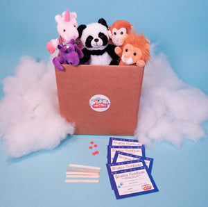 Teddy making kit 5 pack