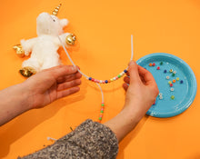 Charger l'image dans la visionneuse de la galerie, how to make Pet Collars Free Craft for kids parties