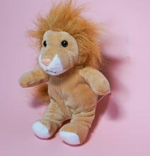 Load image into Gallery viewer, Lion Animal Plush