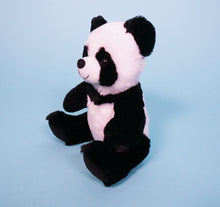 Load image into Gallery viewer, panda bear plush teddy side