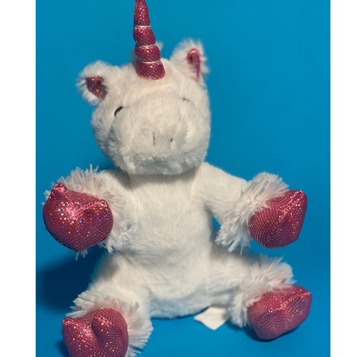 UNICORN WHITE TEDDY MAKING KIT