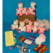 Load image into Gallery viewer, UNICORN THEME PARTY KIT FOR KIDS