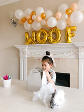 Load image into Gallery viewer, Husky Dog theme party kids decorations