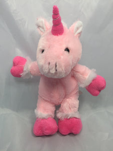 Pink Unicorn Plush Teddy Making Kit