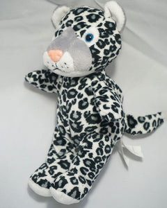 Snow Leopard Plush Teddy