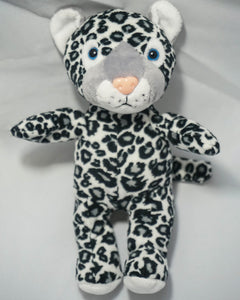 Snow Leopard Cat Teddy