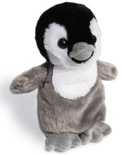 Load image into Gallery viewer, Front picture penguin stuffy Par-T-Pet