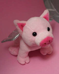 FLYING PIG PLUSH TEDDY MAKING KIT FRONT