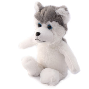 Husky Dog Plush Par-T-Pet