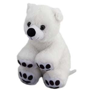 POLAR BEAR PLUSH TEDDY MAKING KIT
