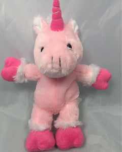 PINK UNICORN TEDDY MAKING KIT