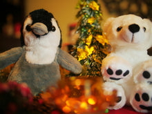 Load image into Gallery viewer, Christmas theme front polar bear and penguin crafts