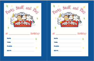 Free Party Invitation Print Out