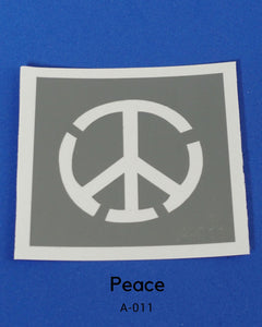 PAR-T-GLITTER TATTOO: PEACE