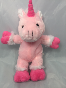 Plush Pink Unicorn