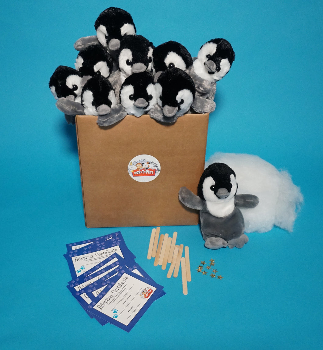 Penguin Plush Animal Stuffing