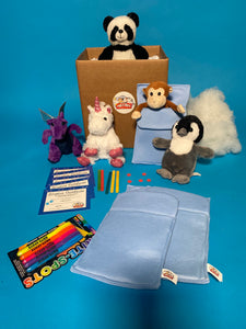 SLUMBER PARTY THEME  BUILD A BEAR OR PET PACK