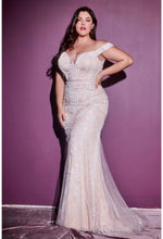 Load image into Gallery viewer, The BRITTANY Dress - Plus Size - DOYIN LONDON