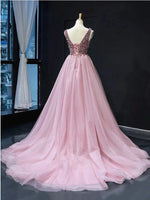 New Style Prom Dress A Line, Pageant Dress, Evening Dress, Dance Dresses, Graduation School Party Gown, DT0546