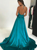 Sexy Long Prom Dress , Dance Dresses, Graduation School Party Gown, DT0229