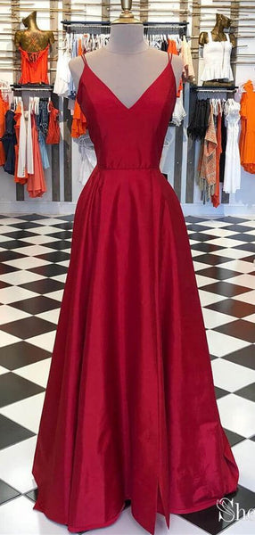 Senior Prom Dress, Ball Gown, Dresses For Party, Evening Dress, Formal Dress, DT0439