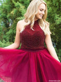 Short Prom Dress, Homecoming Dresses, Graduation School Party Gown, Winter Formal Dress, DT0159
