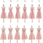 Short Bridesmaid Dresses, Cheap Bridesmaid Dress BM0023