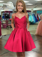 Short Prom Dress, Homecoming Dresses, Graduation School Party Gown, Sweet 16 Dance Dress, Winter Formal Dress, DT0004