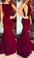 Sexy Prom Dress, Prom Dresses, Evening Gown, Graduation School Party Dress, Winter Formal Dress, DT0079