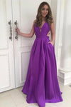 Sexy Simple Prom Dress, Graduation School Party Gown, Winter Formal Dress, DT0022