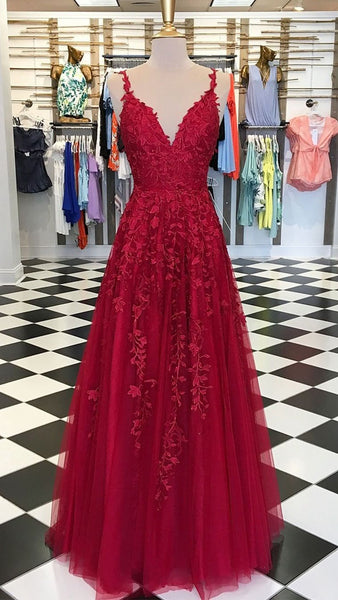 Lace Prom Dress For Teens, Special Occasion Dress, Evening Dress, Dance Dresses, Graduation School Party Gown, DT0694