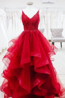 Custom Made Prom Dress Long, Prom Dresses, Pageant Dress, Evening Dress, Dance Dresses, Graduation School Party Gown, DT0620