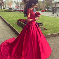 Prom Dress Long, Ball Gown, Dresses For Party, Evening Dress, Formal Dress, DT0441