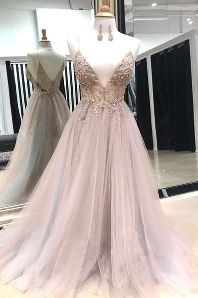 Sexy Prom Dress Sheer Top, Pageant Dress, Evening Dress, Dance Dresses, Graduation School Party Gown, DT0577
