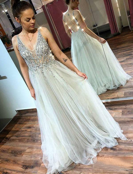 Long Prom Dresses For Teens, Ball Gown, Dresses For Party, Evening Dress, Formal Dress, DT0425