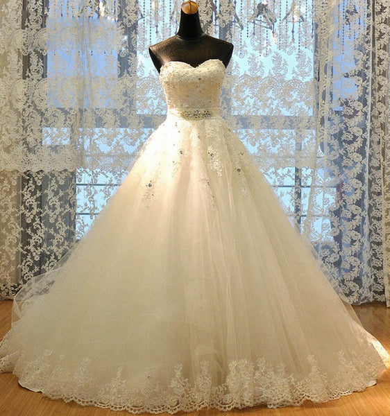 Cheap Wedding Dress, Dresses For Wedding, Bridal Gown ,Bride Dress, Dresses For Brides, PM0082