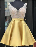 Homecoming Dress 2019, Short Prom Dress ,Dresses For Graduation Party, Evening Dress, Formal Dress, DTH002