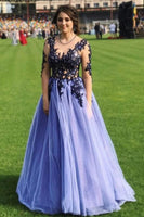 Prom Dress Long Sleeves, Dress For Junior and Senior Prom, Formal Dress, Evening Dress, Dance Dresses, Graduation Party Dress, DT0742