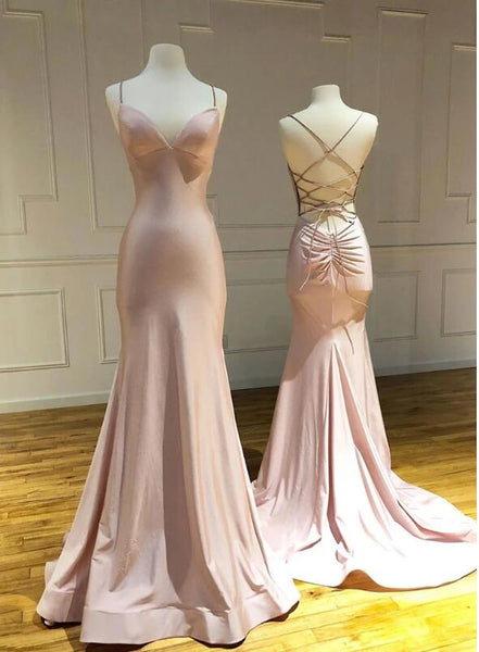 New Style Prom Dress Cross Back, Formal Dress, Evening Dress, Dance Dresses, Graduation School Party Gown, DT0724