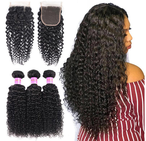 Lace Front Human Hair Wigs Remy Hair Brazilian Water Wave Wigs For Black Women With Baby Hair