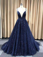 A Line Prom Dresses Long, Ball Gown, Dresses For Party, Evening Dress, Formal Dress, DT0426