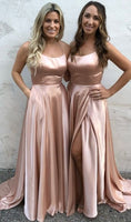 Simple Prom Dress ,Dresses For Graduation Party, Evening Wear, Winter Formal Dress, DT0518