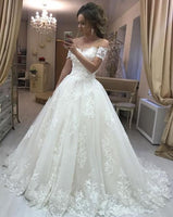 New Style Wedding Dress Short Sleeves, Bridal Gown ,Dresses For Brides, PM0073