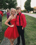 2021 Short Prom Dress, Homecoming Dress ,Formal Dress, Evening Dress, Dance Dresses, Graduation Party Dress, DT0788