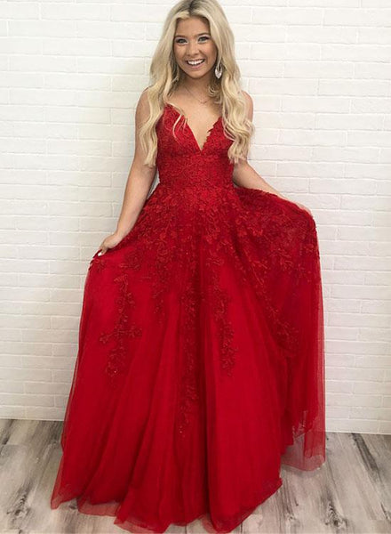 New Style Prom Dress with Lace, Prom Dresses, Pageant Dress, Evening Dress, Ball Dance Dresses, Graduation School Party Gown, DT0668