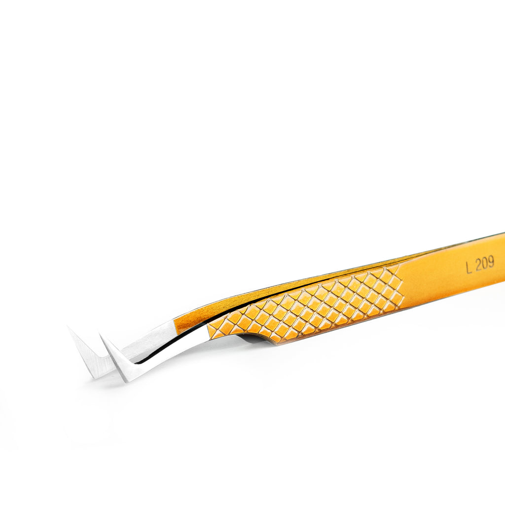 Lavere Bronze Collection -  Volume L Tweezer