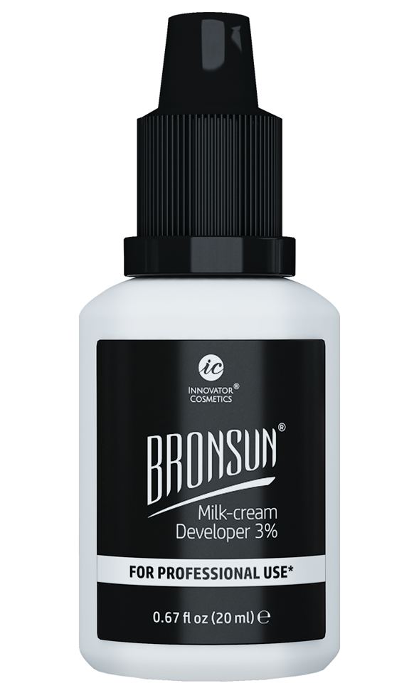 Milk-cream developer BRONSUN 3% 20ml