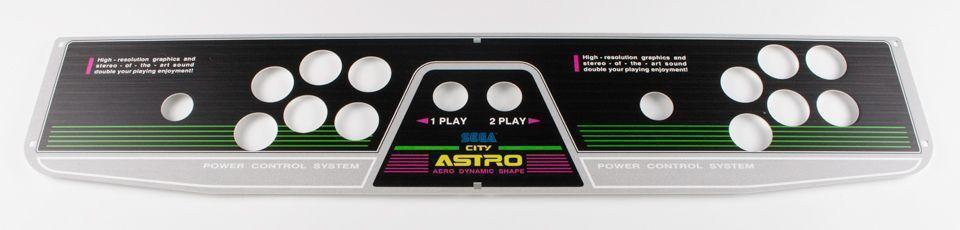 [Blemished] Sega Astro City - 2L12B-Jasen's Customs